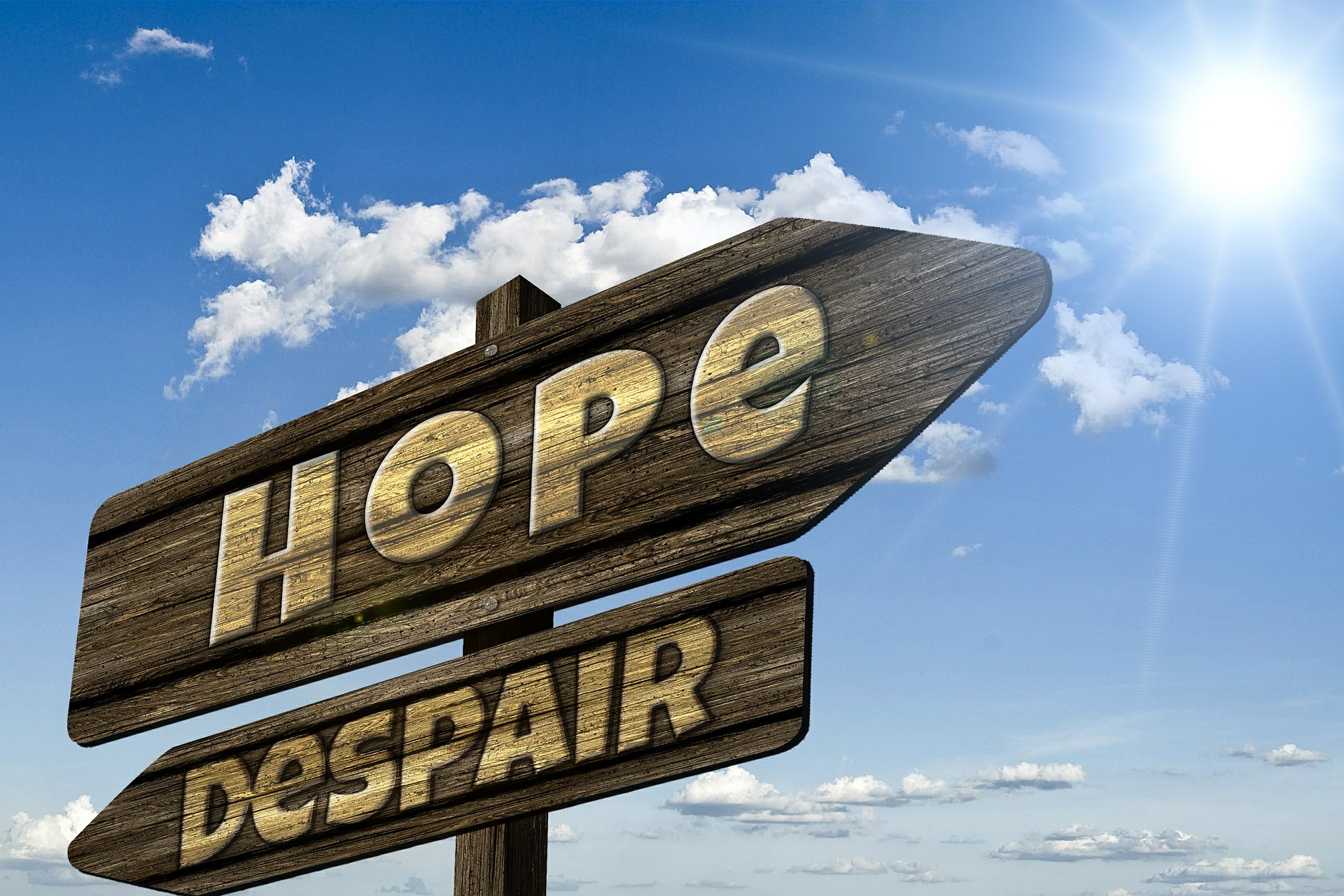 New Hope in the New Year During Divorce
